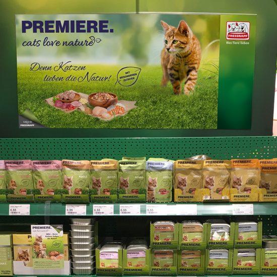 PREMIERE cats love nature :: Gondelkopf